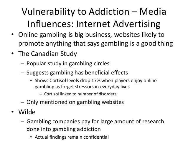 A2 psychology gambling