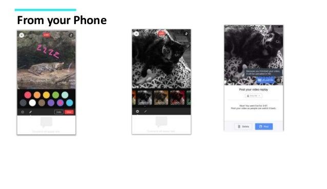 Adding to Your Social Media Toolbox: Facebook Live 101 Slide 22