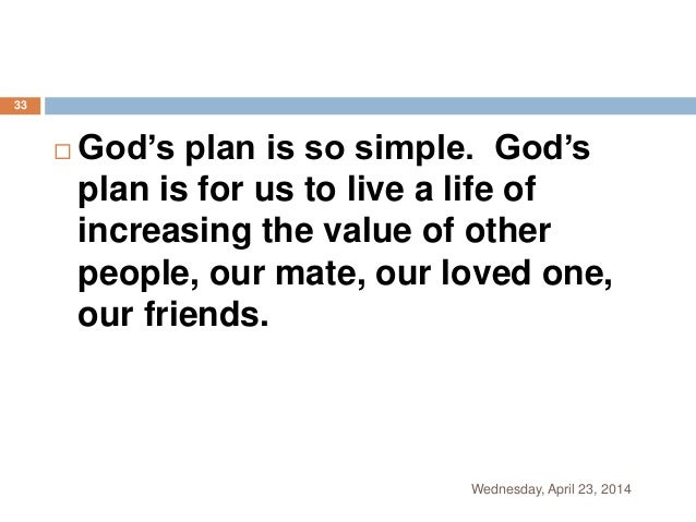 Does god choose our mates