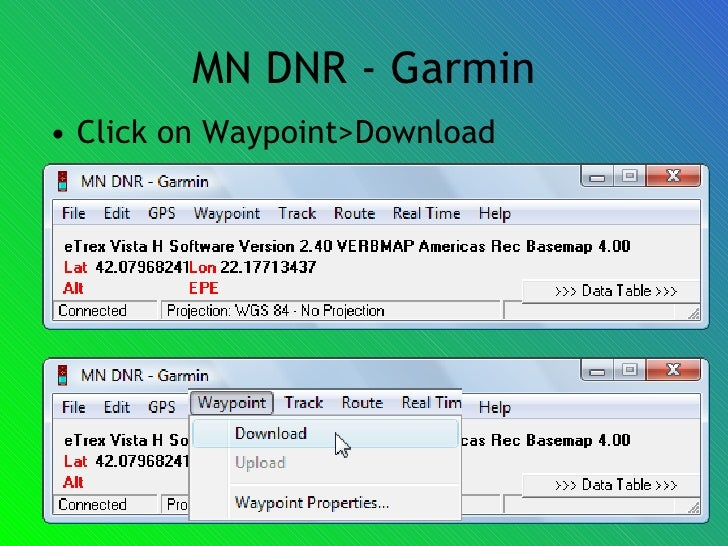 Dnrgarmin download.