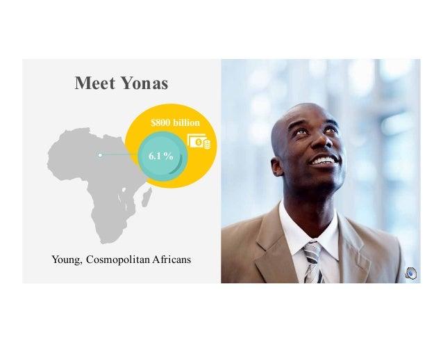 Meet Yonas Young, Cosmopolitan Africans 6.1 % $800 billion