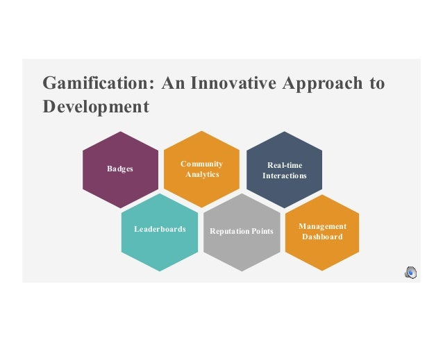 Real-time Interactions Gamification: An Innovative Approach to Development Leaderboards Badges Reputation Points Community...
