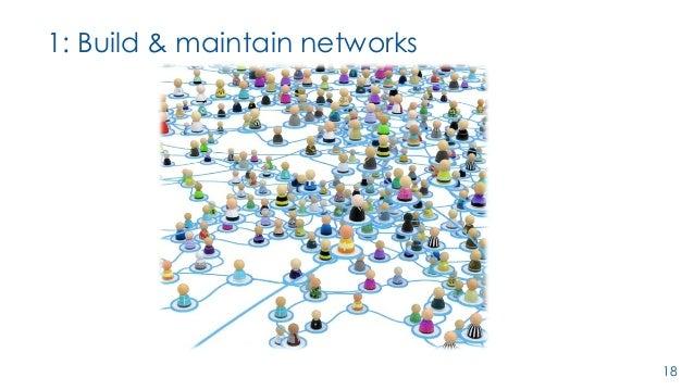 20 Cvitanovic et al. 2015. Ocean & Coastal Management 112: 25-35. 2: Develop collaborative partnerships