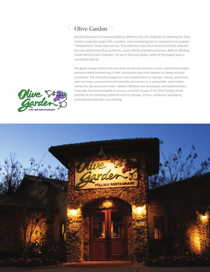 9 - Olive Garden Addison