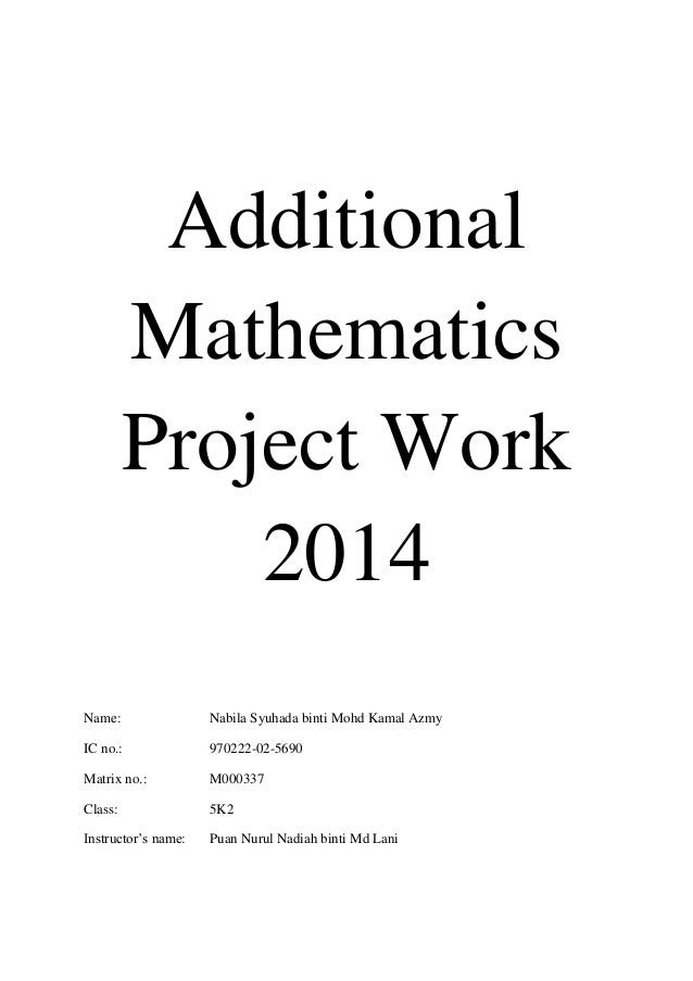 add math project Find and save ideas about math projects on pinterest | see more ideas about math classroom, 4th grade math and fractions.
