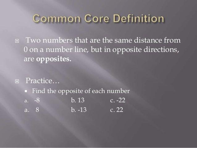 Zero Definition Additive inverse zero ...