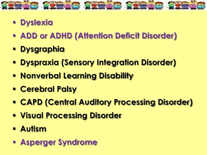Attention deficit disorder is an excuse and not a real disability