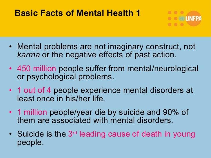 mental health in women