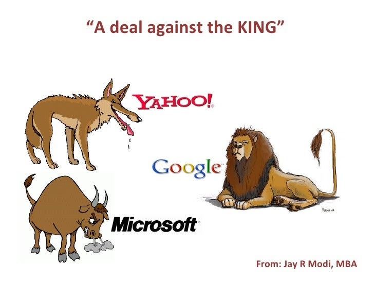 """"""" A deal against the KING"""" From: Jay R Modi, MBA"""