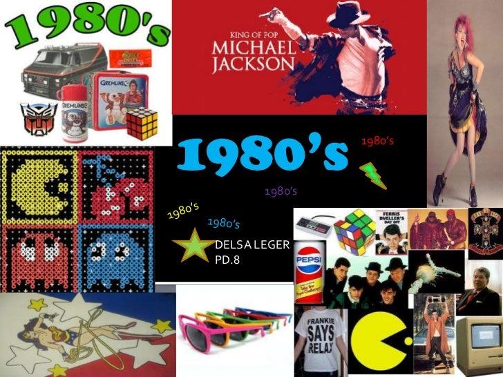 1980's<br />1980's<br />1980's<br />1980's<br />1980's<br />DELSA LEGER<br />PD.8<br />