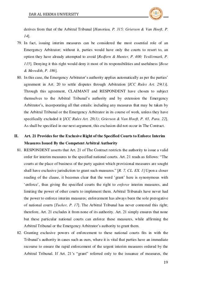 icc arbitration rules 1998 pdf