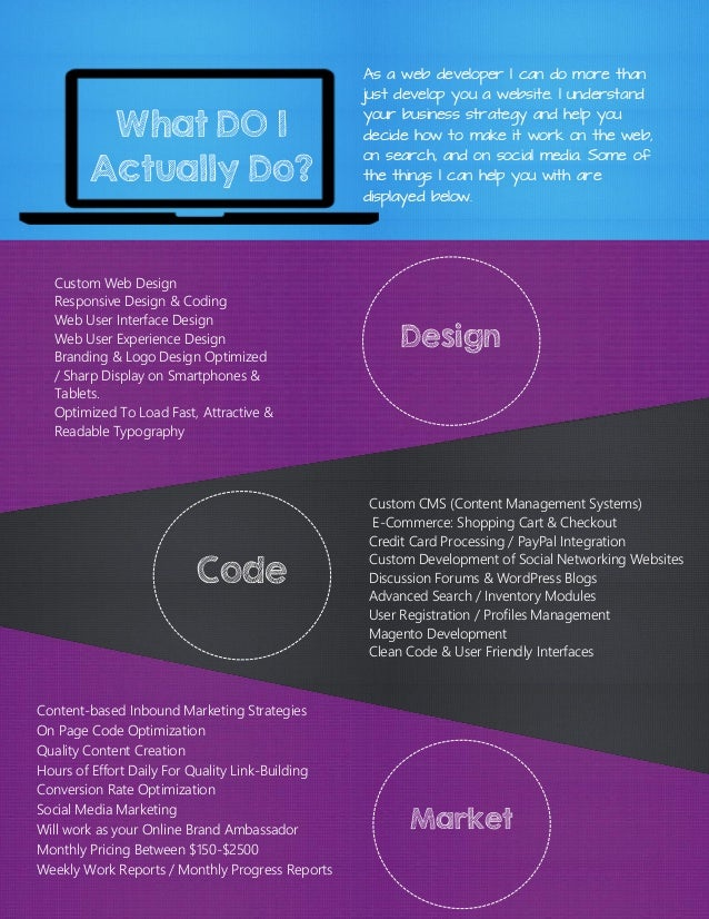 Freelance Web Developer Portfolio
