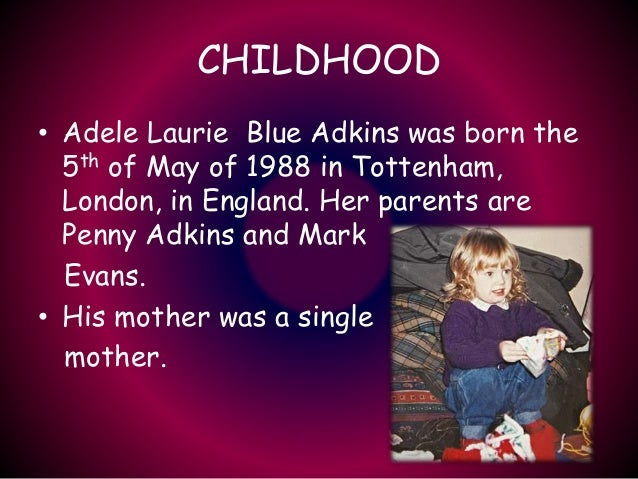 adell single parents Find this pin and more on single mum by adele not a single parent now, but i have been wish parents were not so selfish than to expose their children to danger and harm wake up parents.