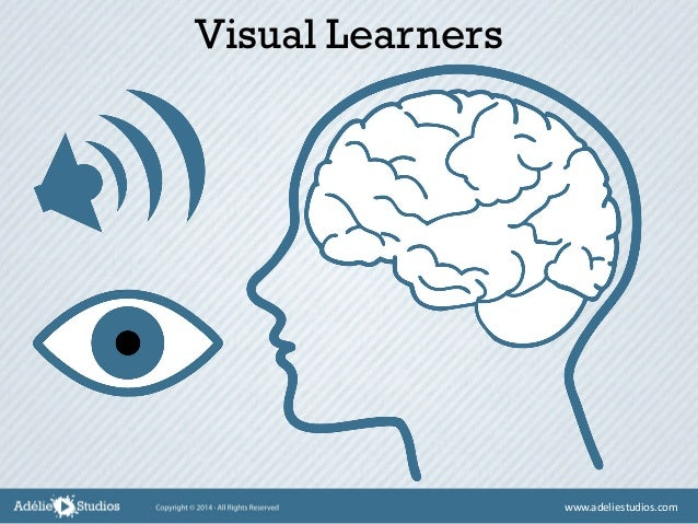 Visual Learners www.adeliestudios.com