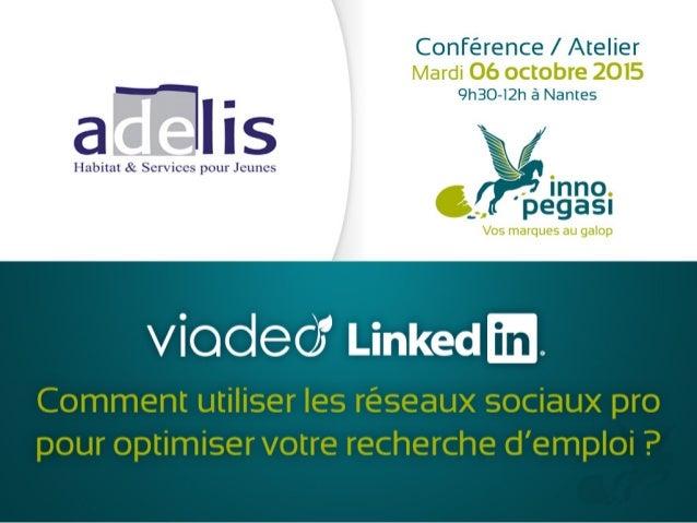 Conférence /  Atelier  ñ - 9h30-l2h à Nantes a   IS x x f  Iluhiuu : X Scrviccx pour . lcuncs š  _ mno pegasl  víodecž' Li...