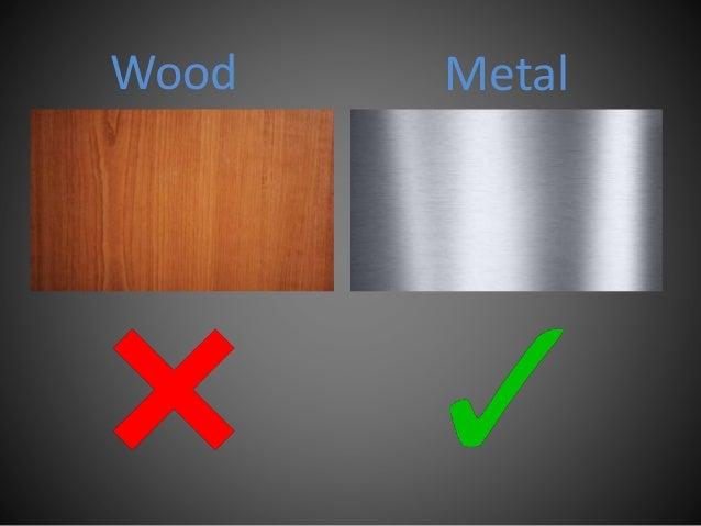 Wood Metal 7 Bed Bugs