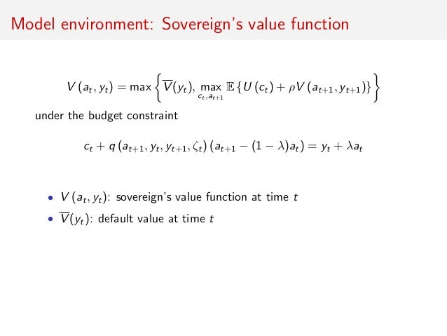 sovereign function
