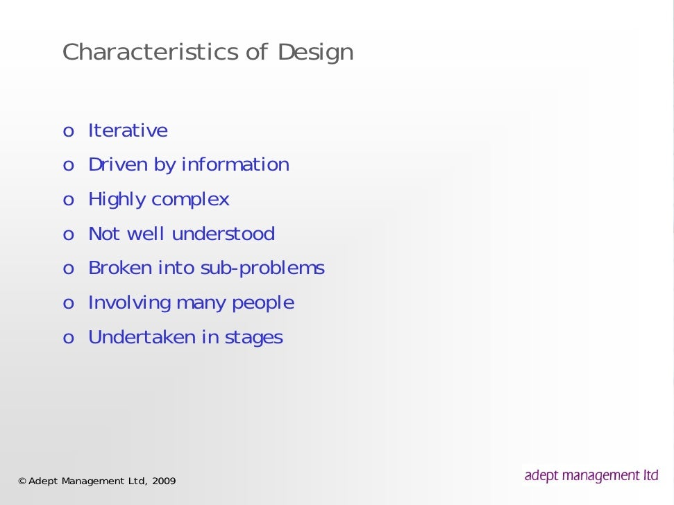Adept Design Manager Software