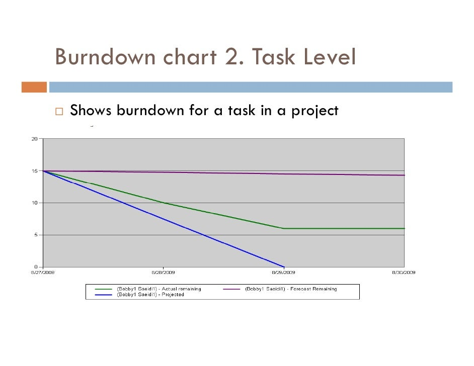Project Share Feature List MS Project Services – Ms Project Burndown Chart