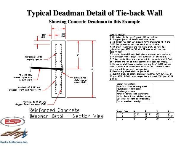 Concrete Wall Design Example Interesting Concrete Retaining Wall