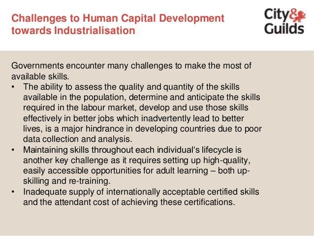 Human capital flight