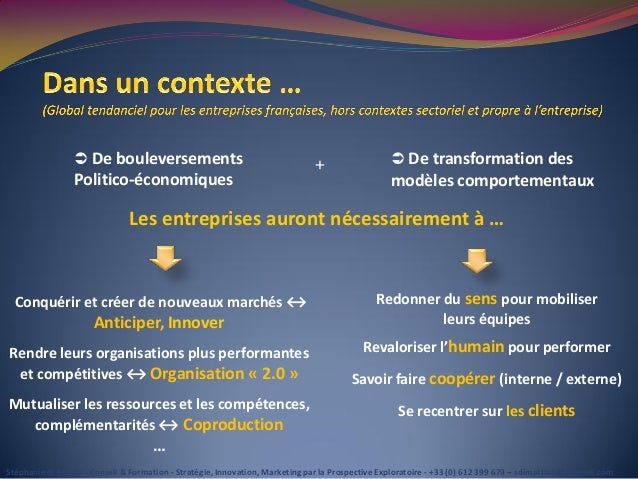 Enjeux stratégiques des media sociaux pour les organisations Slide 2
