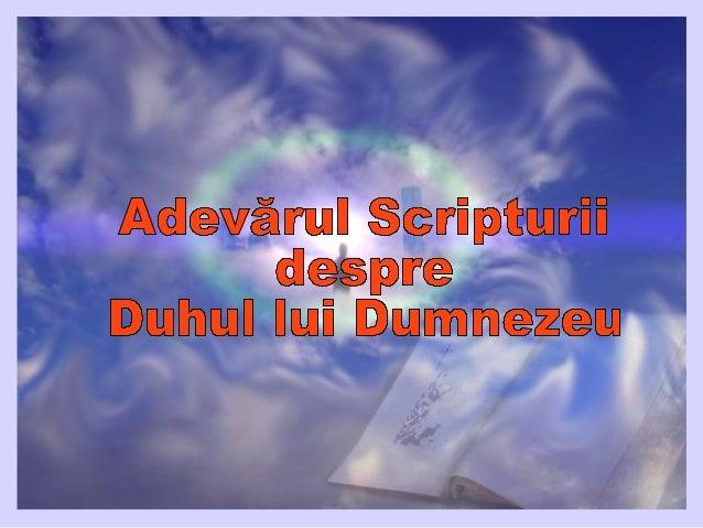 """• """"Numai aceia care au fost cercetători sârguincioşi ai Scripturilor şi care au primit dragostea de adevăr vor fi ocrotiţi..."""