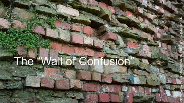 """http://www.flickr.com/photos/59263064@N00/4561665366  The """"Wall of Confusion"""""""