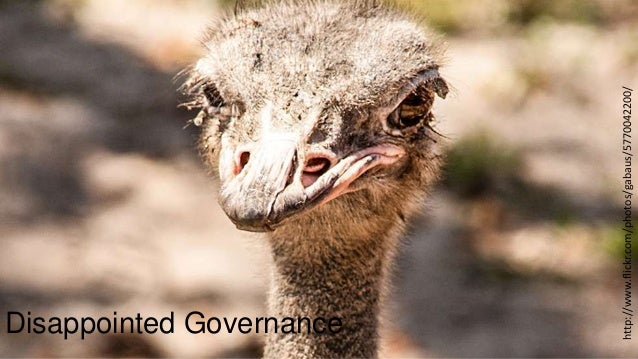 http://www.flickr.com/photos/gabaus/5770042200/  Disappointed Governance