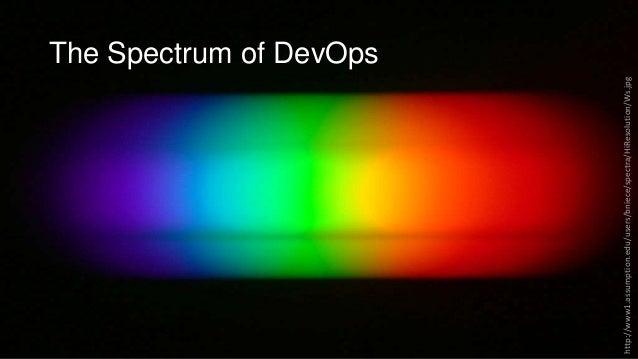 http://www1.assumption.edu/users/bniece/spectra/HiResolution/Ws.jpg  The Spectrum of DevOps