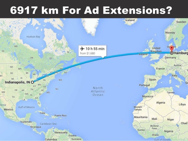6917 km For Ad Extensions?