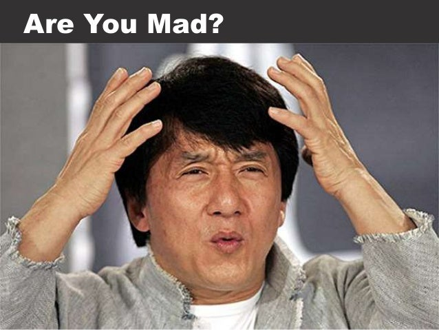 Are You Mad?