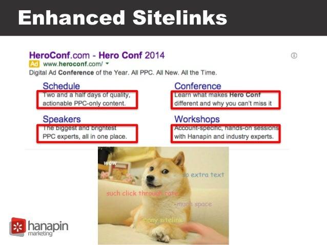Enhanced Sitelinks