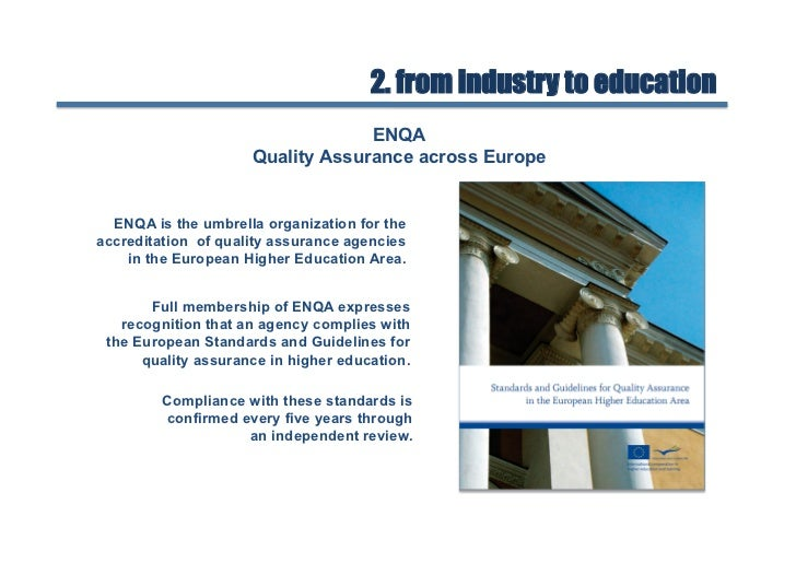 quality in higher education According to green (1994) quality is a great and exciting challenge to higher education (he) providing quality services from higher education institutions is the key to differentiate between competitors as well as ensuring.