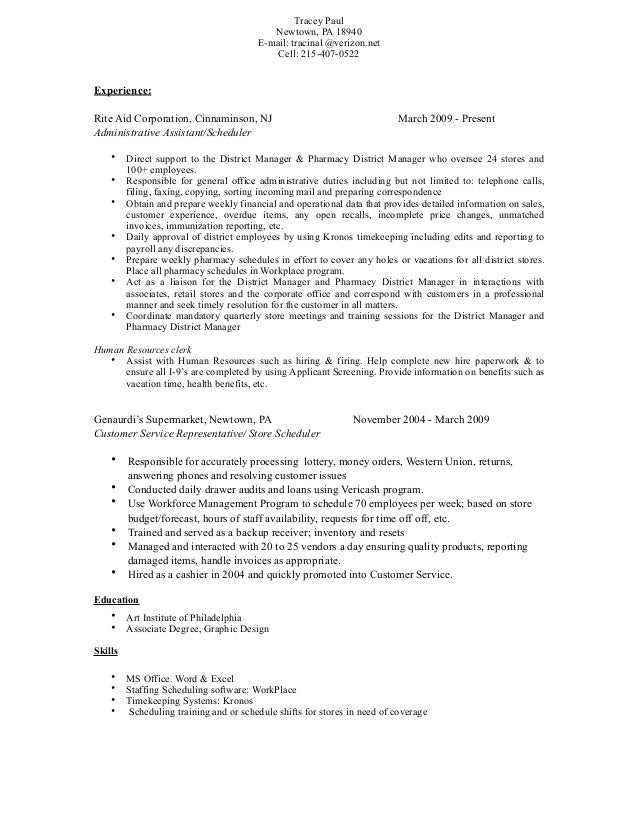 tracey paul final resume 1