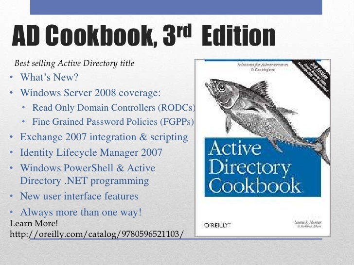 Edition cookbook 3rd active pdf directory