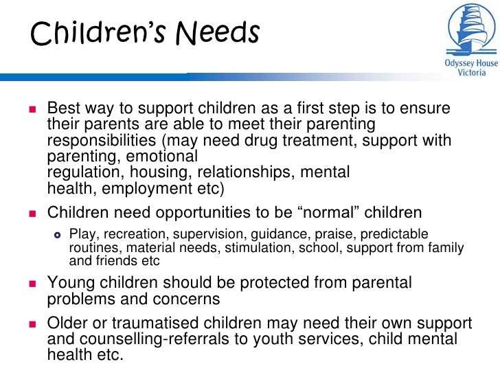 What Does Child Support Cover?