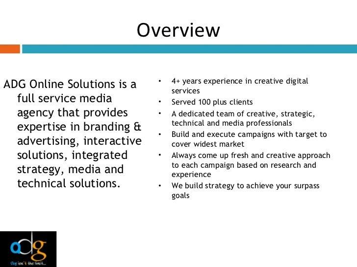 Digital Marketing Portfolio Slide 2