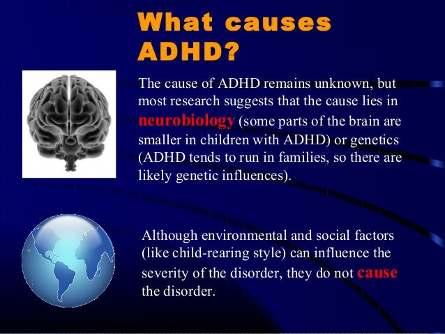 alternative treatments should be used in treating adhd Seeking an alternative to medication, parents tinker with medication and therapy remain the most effective treatments for adhd treating adhd with amphetamine.