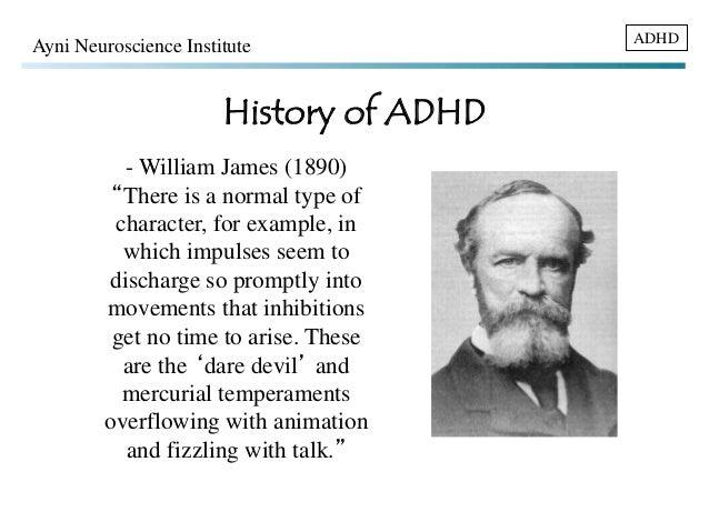 ADHD: Across the Age Spectrum Slide 2