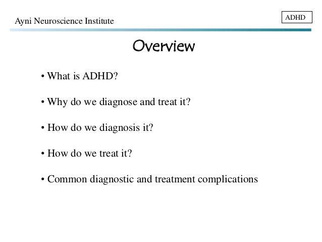ADHD: Across the Age Spectrum Slide 3