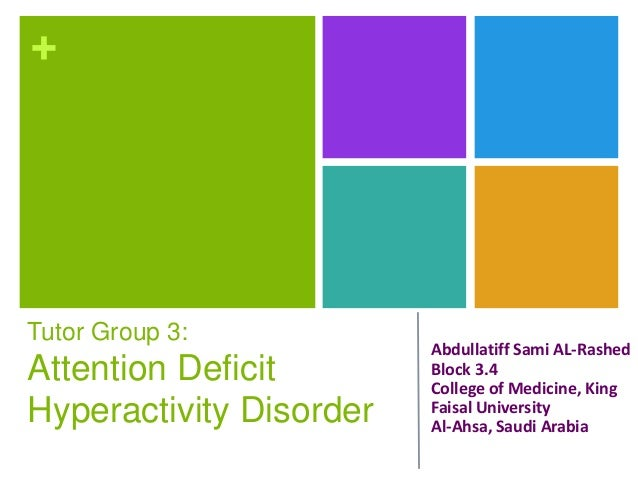 attention deficit hyper activity disorder essay Attention deficit/hyperactivity disorder (adhd) and entrepreneurship  this  paper discusses adhd theory and clinical characteristics of adults with adhd  and.