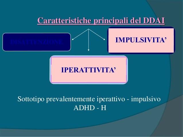 Alcune considerazioni sull'ADHD  EPIDEMIOLOGIA  3-5 % della popolazione infantile, con variabilità da Paese a Paese  DI...