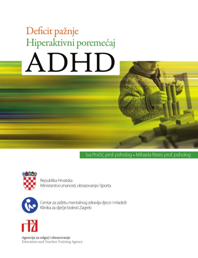 Deficit pažnje/hiperaktivni poremećaj (ADHD/ADD)   1