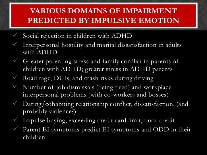 ADHD Teens and Relationship Problems