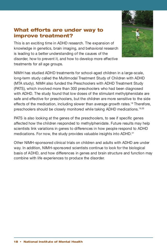 an argument on attention deficit disorder as a clinical and mental disorder Webmd describes the symptoms and types of attention deficit hyperactivity disorder in children the diagnostic and statistical manual of mental disorders, 5th ed.