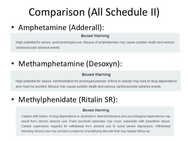 The Difference Between Concerta vs Vyvanse ...
