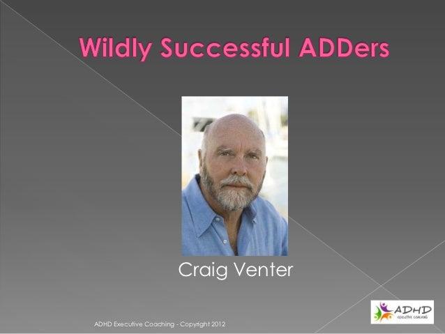 Steve JobsADHD Executive Coaching - Copyright 2012