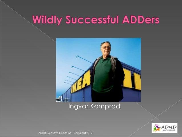 David NeelemanADHD Executive Coaching - Copyright 2012