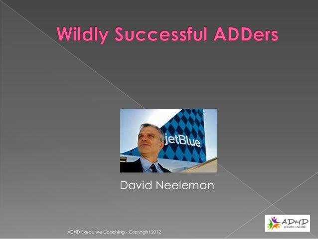 Paul OrfaleaADHD Executive Coaching - Copyright 2012